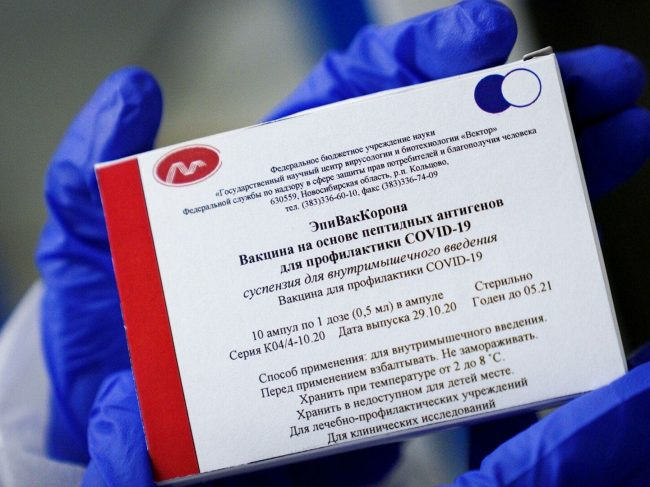 No deaths linked to EpiVacCorona vaccine registered in Russia