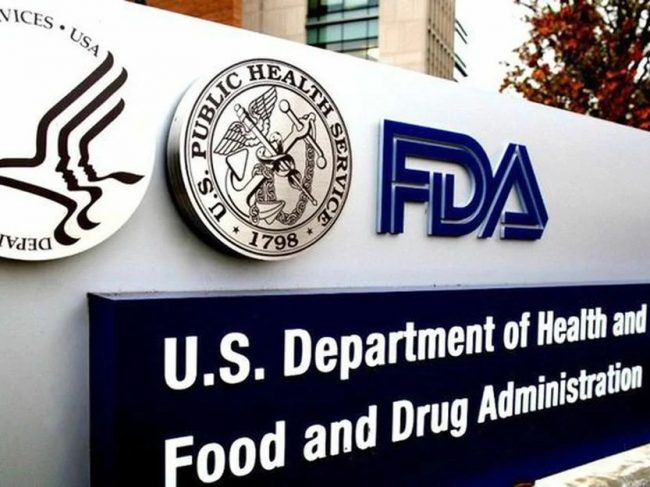 FDA warns of clinical trial results showing increased risk of death associated with Pepaxto