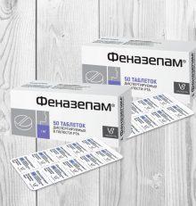 Российские аптеки отказываются заниматься продажей феназепама