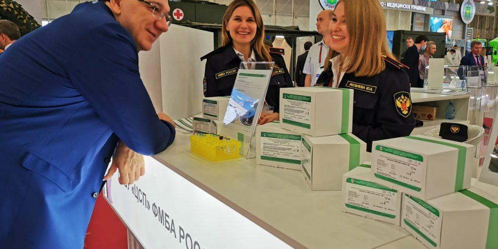 Российские инновационные разработки против коронавирусной инфекции