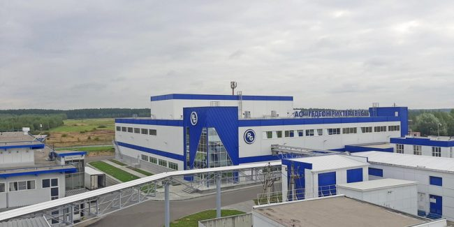 Компания «Гедеон Рихтер Рус» построила новый производственный корпус в Егорьевске