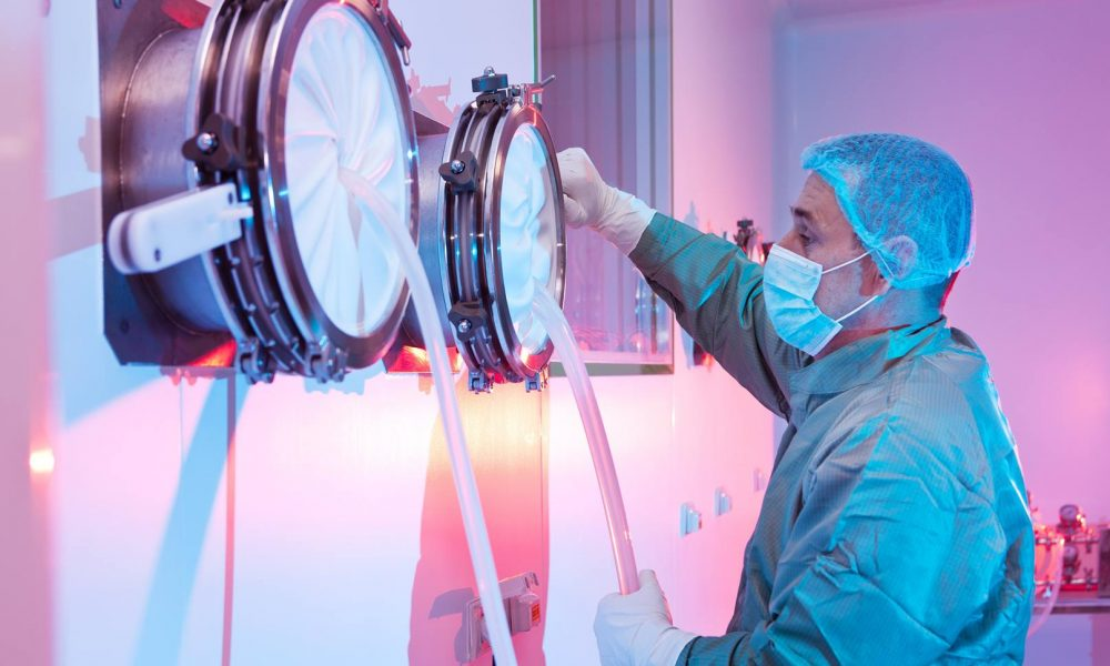 ГЕНЕРИУМ запустил производство первой российской вакцины от COVID-19