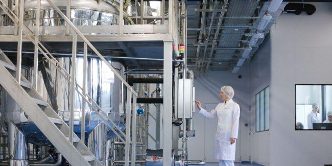 ГЕРОФАРМ будет производить один из компонентов вакцины «ЭпиВакКорона»