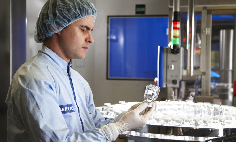 Grifols продвигается в Африке, создавая завод по выпуску внутривенных растворов в Нигерии