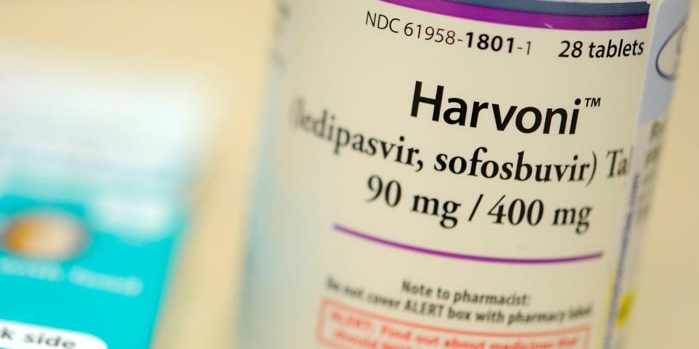 На территории регионов ВОЗ выявлен фальсифицированный препарат HARVONI