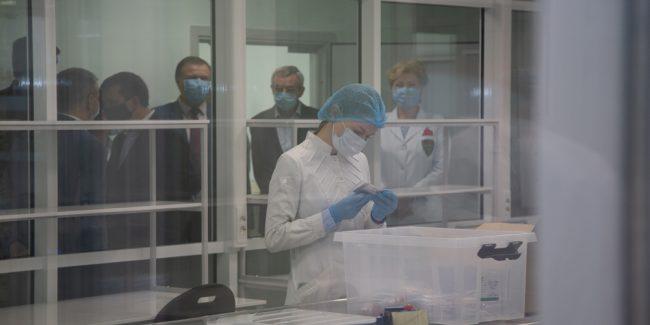 В НИУ «БелГУ» открыли новые научно-производственные объекты