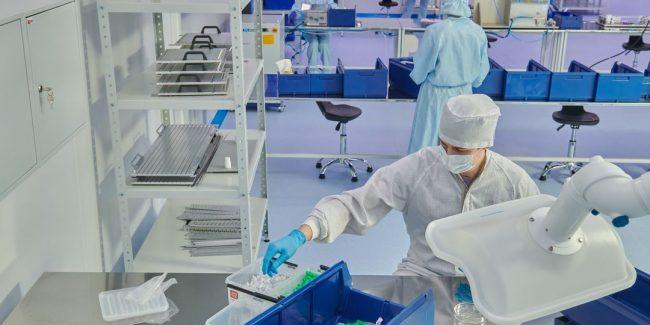 «Инкоро» увеличила производство медицинских изделий на 20%
