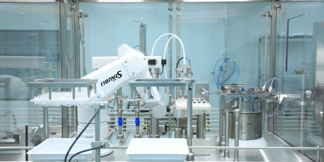«Ингал» увеличит производственные мощности для выпуска Анидулафунгина и Икатибанта