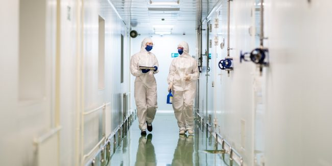 Выпущена первая партия антиковидной вакцины «Карнивак-Ков» для животных