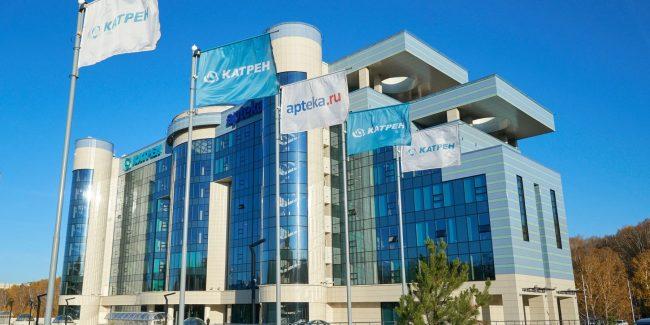 «Катрен» намерен купить контрольный пакет акций «Эркафарм»