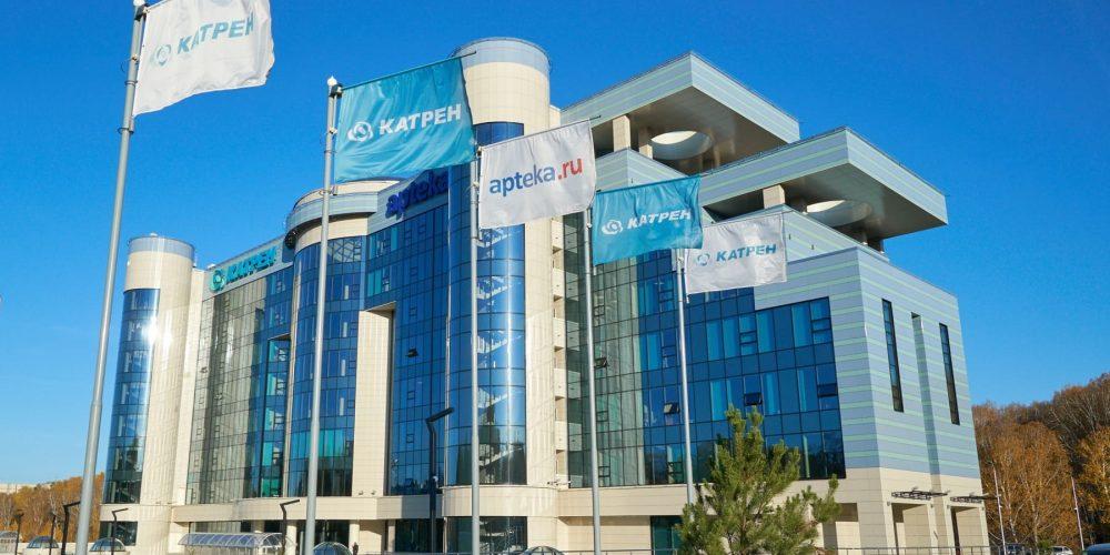 «Катрен» приобрел 24% акций управляющей компании «Эркафарм»
