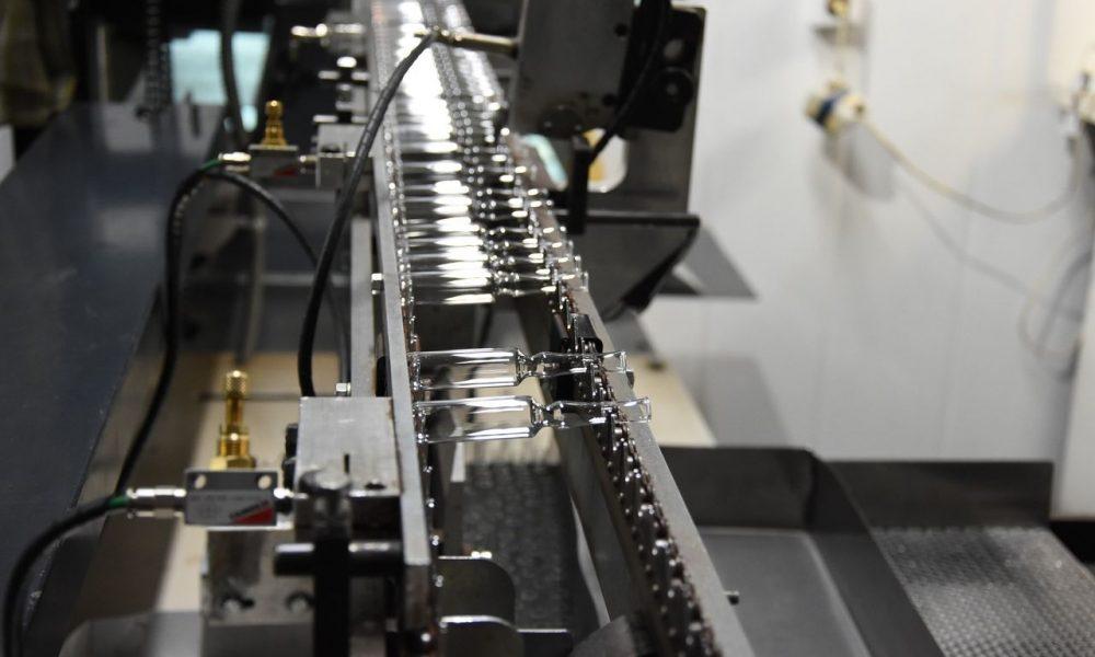 «Курскмедстекло» инвестирует 100 млн рублей на модернизацию производства