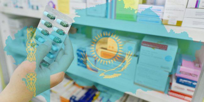 Минздрав Казахстана утвердил правила маркировки лекарств