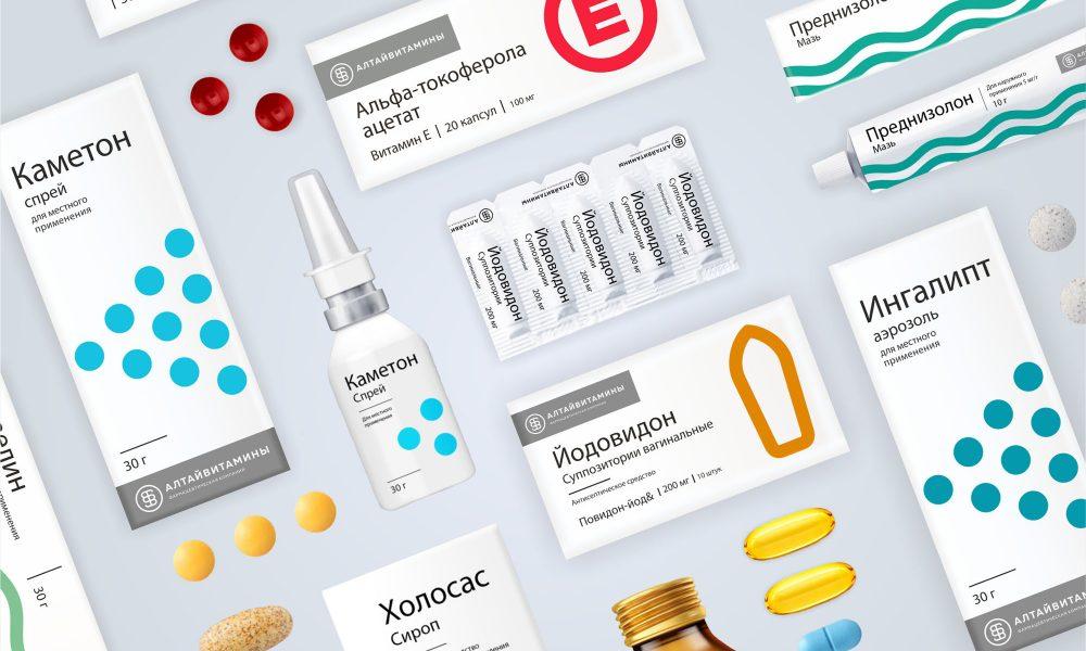упаковка Алтайвитамины