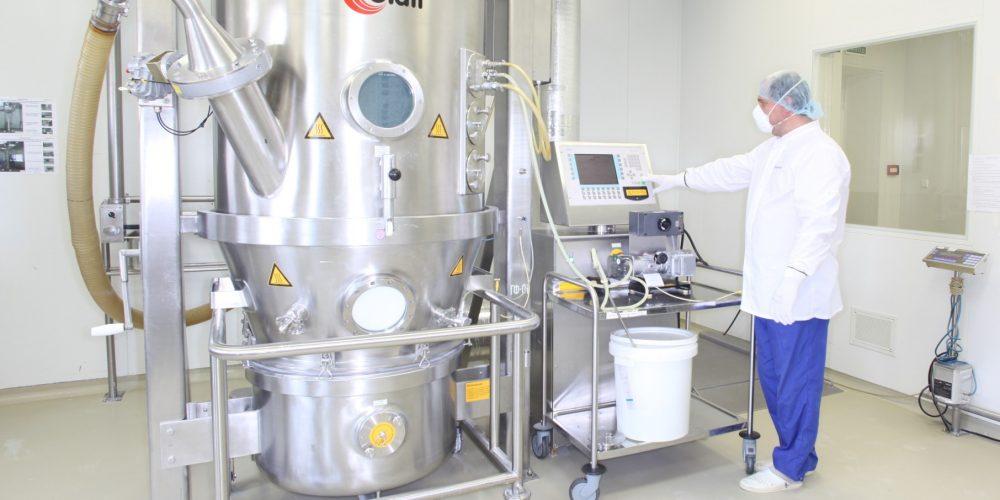 На «АКРИХИНе» локализовано производство инновационных препаратов компании MSD