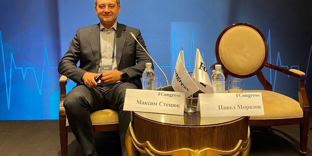 Максим Стецюк: Надо развивать не только фармацевтику, но и все сопутствующие индустрии