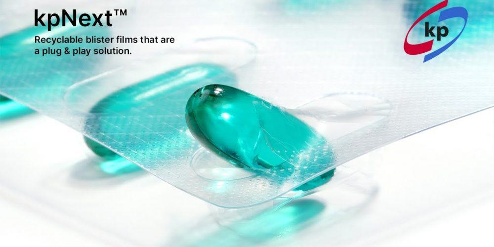 Компания Klöckner Pentaplast выпустила блистерную пленку, пригодную для вторичной переработки
