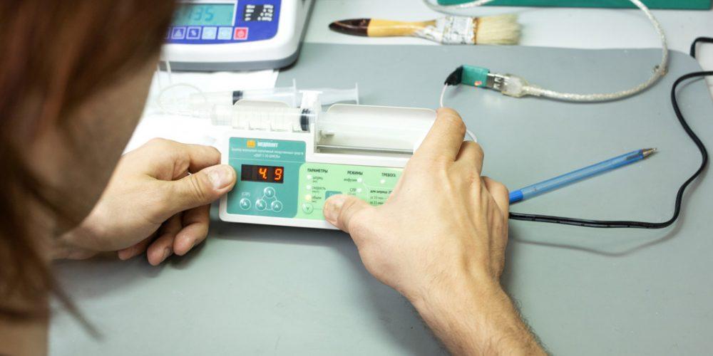 «Медплант» в 2 раза увеличил производство пульсоксиметров