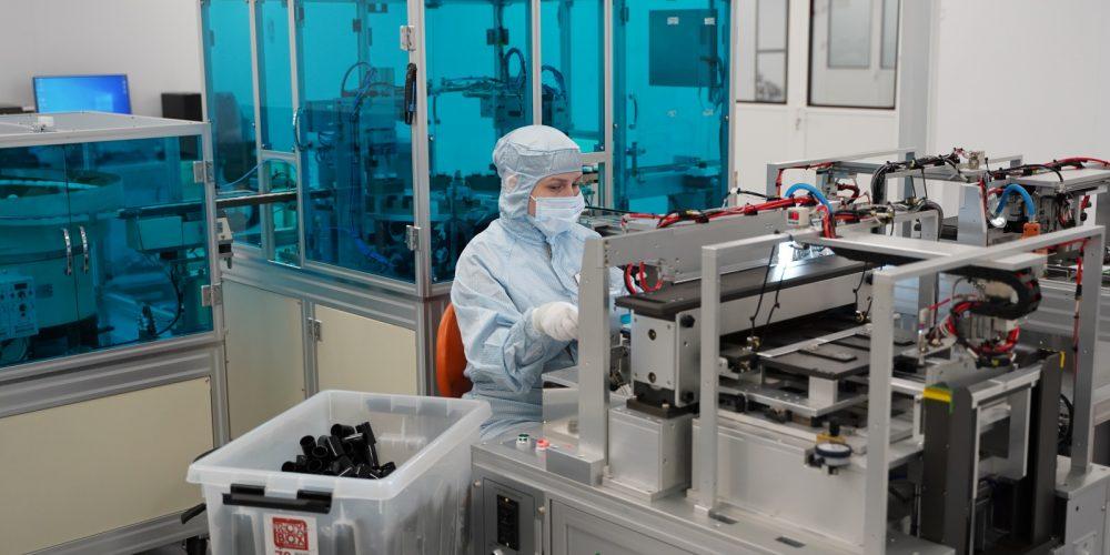 «Медтехсервис» планирует в 2021 году получить CE маркировку на свою продукцию