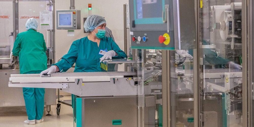 На «Московском эндокринном заводе» локализуется производство «Гриппекса»