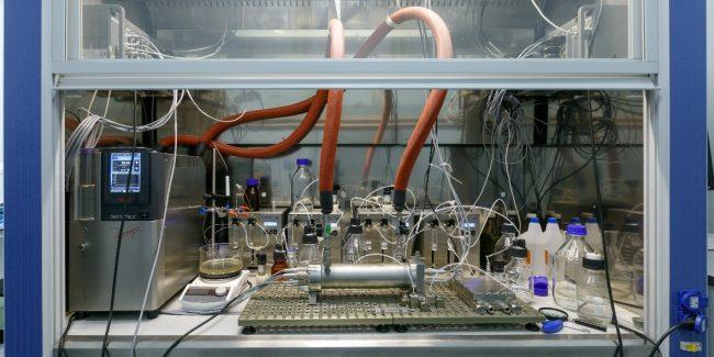 Органический синтез в проточных реакторах