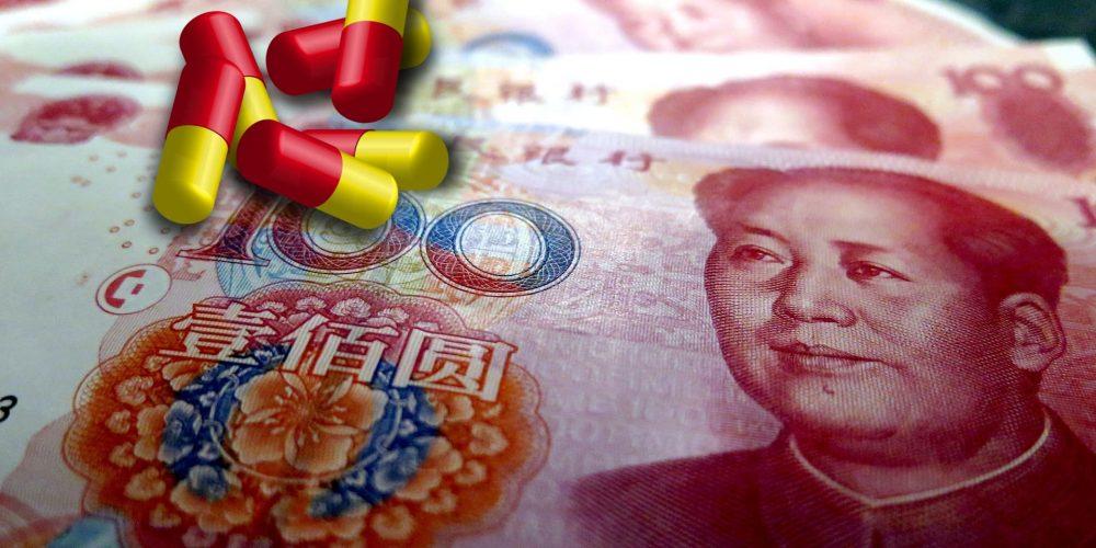 В Китае за завышение цен оштрафованы 19 производителей лекарств
