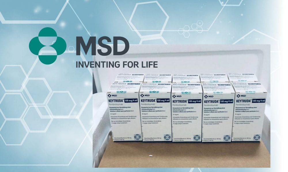 В России одобрен новый режим дозирования пембролизумаба в качестве монотерапии