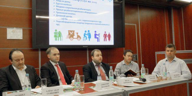 В России создается современная отрасль производства товаров для маломобильных групп граждан