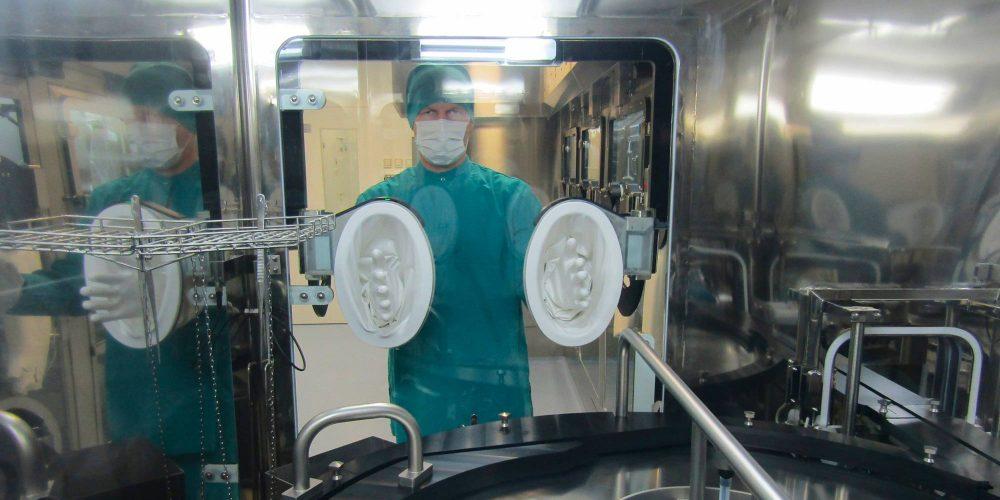 НАНОЛЕК готовится к запуску производства вакцины «Ковивак»