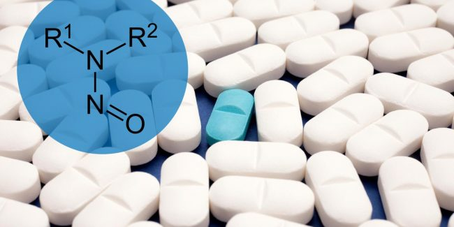 Держатели РУ должны принять меры в отношении примесей нитрозаминов