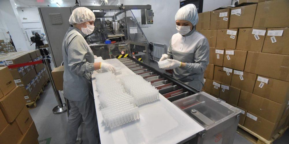 «ПФК Обновление» увеличит объемы производства лекарств