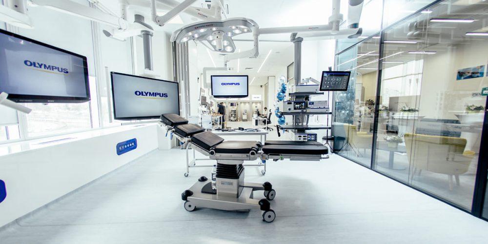 Компания Olympus открыла в Москве первый учебный центр в Восточной Европе