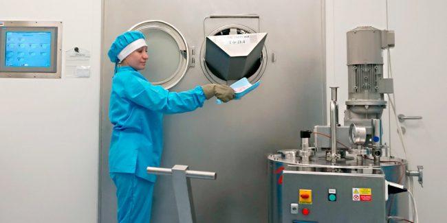 Томский госуниверситет будет готовить кадры для фармкомпании «Органика»