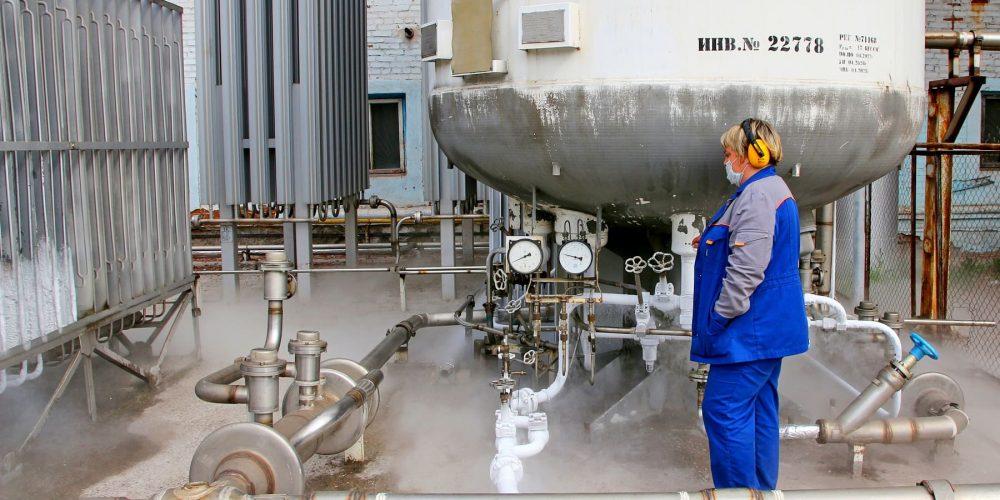 «Мотовилихинские заводы» почти вдвое увеличили производство медицинского кислорода