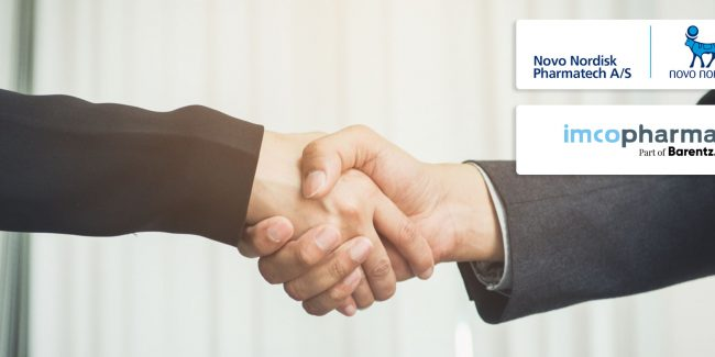 Novo Nordisk Pharmatech и IMCoPharma заключили дистрибьюторское соглашение