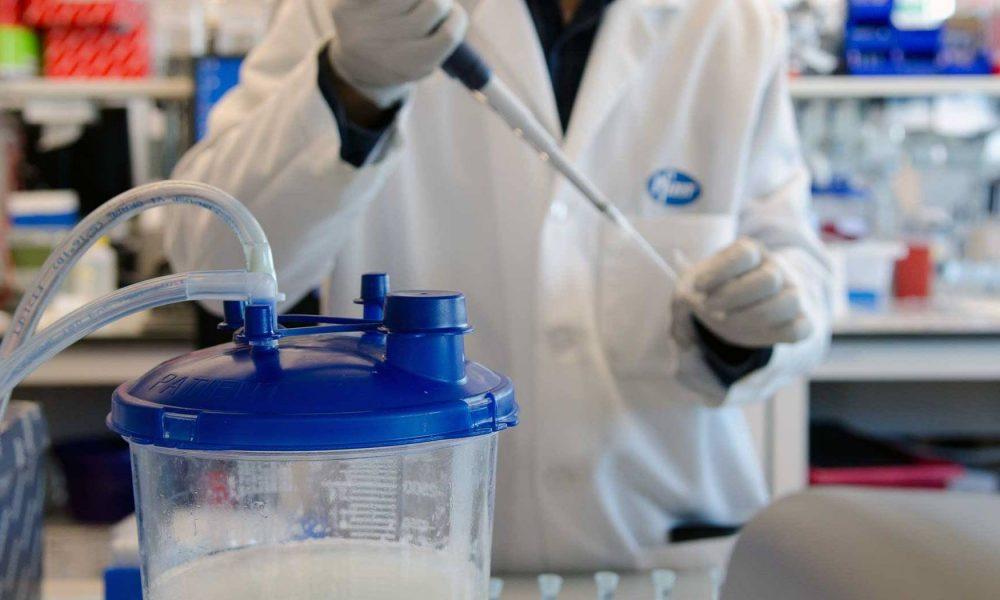 Pfizer начала испытания пневмококковой вакцины совместно с вакциной от COVID-19