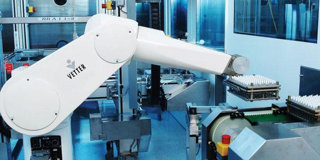 Цифровизация, автоматизация и «Фарма 4.0»