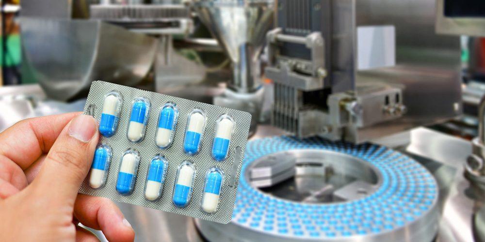 Производство лекарств в России к 2023 году вырастет на 42,4%