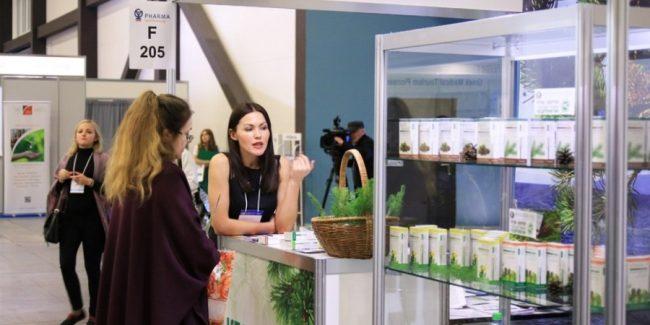 В Санкт-Петербурге состоялась Международная выставка «Фармация»