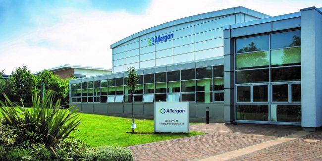 Pharmaron покупает за $118,7 млн завод AbbVie в Великобритании