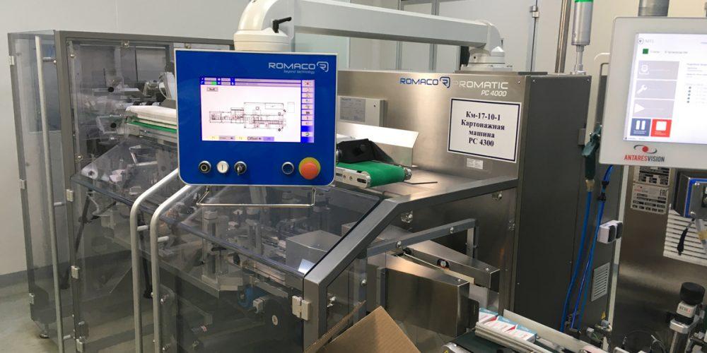 Иркутский завод ГК «Фармасинтез» внедряет бережливое производство