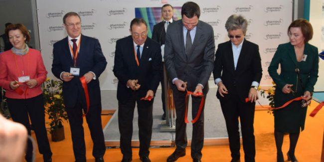 В Москве открылась 18-я Международная выставка Pharmtech & Ingredients