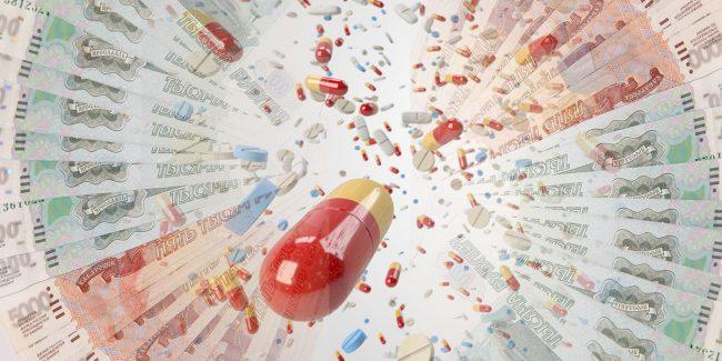 Активность производства лекарственных препаратов в России по итогам 2020 г.
