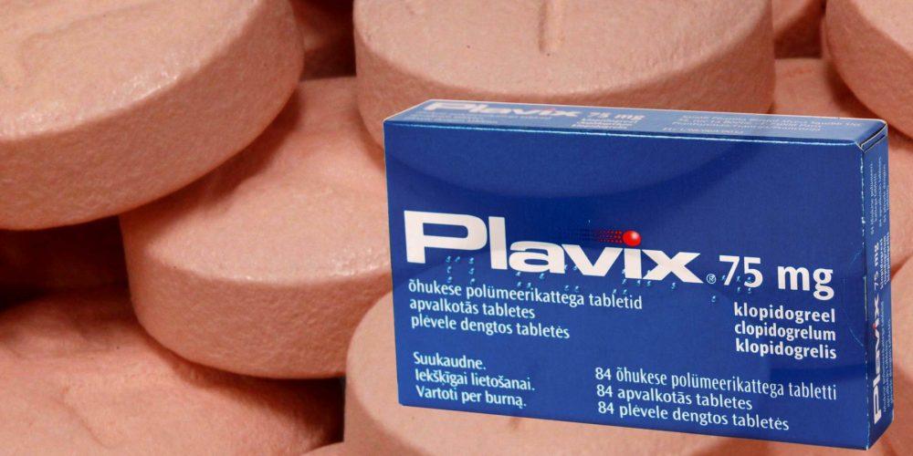 BMS и Sanofi должны выплатить Гавайям $834 млн за препарат Plavix