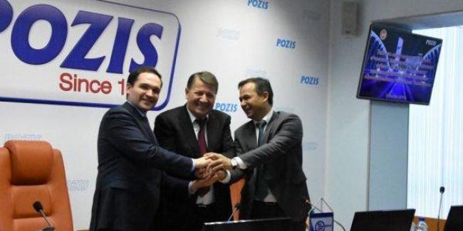 POZIS, Казанский государственный медуниверситет и ДРКБ заключили трехстороннее соглашение