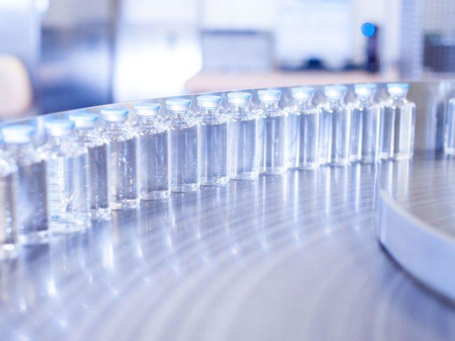 Вакцина AstraZeneca, произведённая на мощностях «Р-Фарм», пойдёт на экспорт