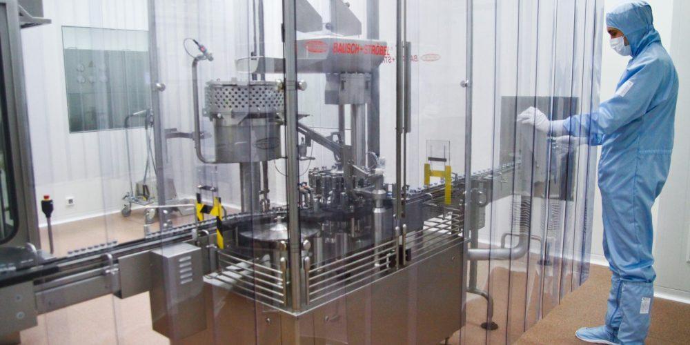 Запуск нового завода «Р-Фарм» может состояться в конце декабря 2020 года