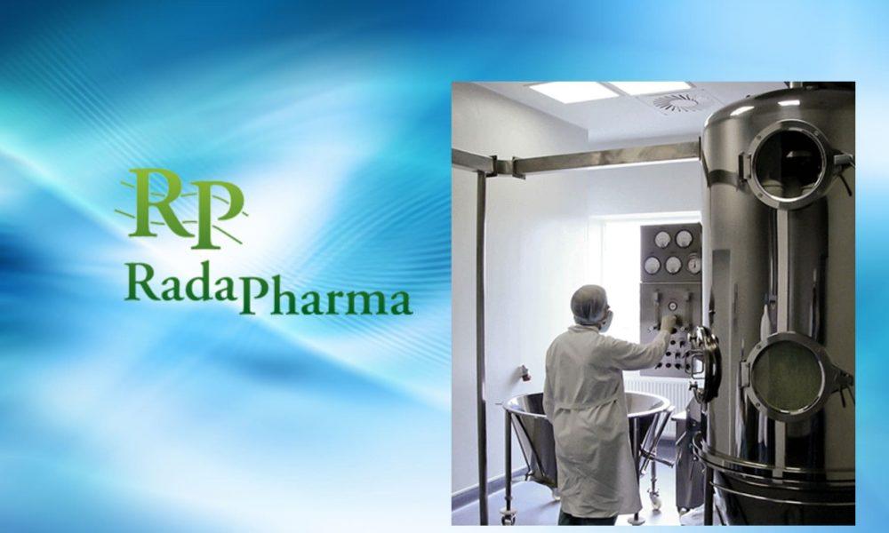 «Рада-Фарма» расширит производство лекарств для фотодинамической терапии