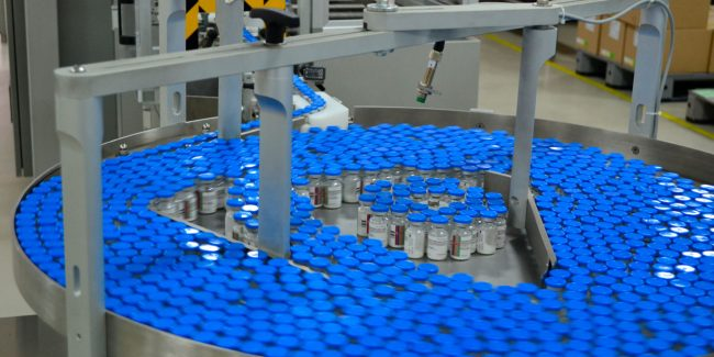 Российский фармпром в 2020 году произвёл лекарств на 534,3 млрд рублей
