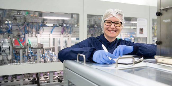 Recipharm инвестирует $2,5 млн в расширение GMP производства фармсубстанций